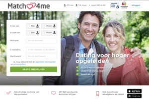 match.com speed dating evenementen
