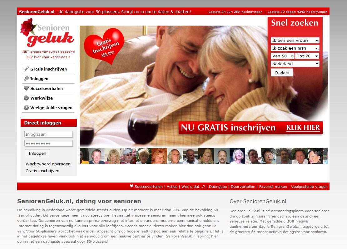 Senioren online-dating-sites