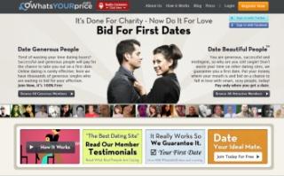 Datingsite voor golddiggers