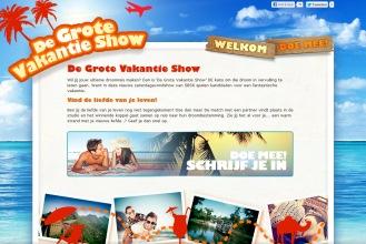 grote vakantieshow