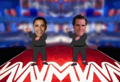obama romney gangnam