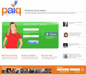 paiq homepage