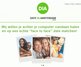 website date in amsterdam